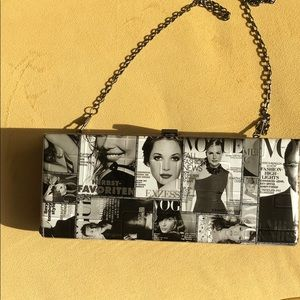 Handbags - Convertible boxed shoulder bag